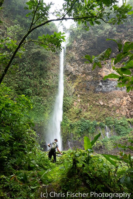 Catarata Salto de la Diosa, Costa Rica
